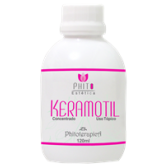 Keramotil concentrado 120ml - Cx com 25 unid